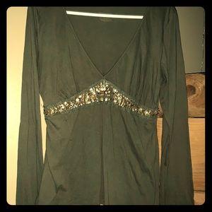 AE Embellished Long Sleeve